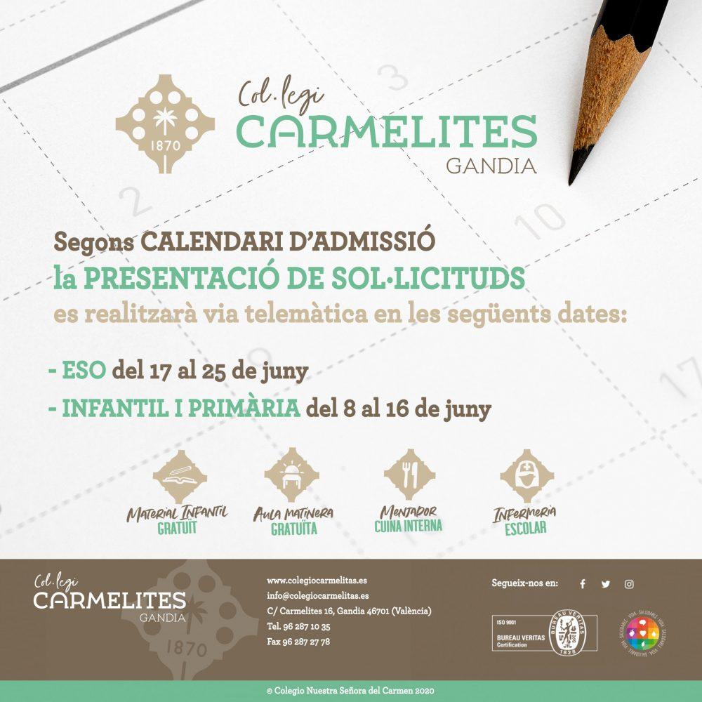 WHATSAPP 05 20 CARMELITES-PRESENTACIÓ SOL·LICITUS_val
